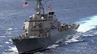 Amerikan imha gemisi Suriye'ye gidiyor