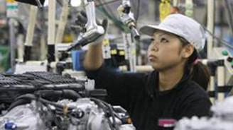 Japon otomobil şirketleri üretimde tam gaz