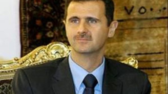 AB'den Esad'a yaptırım kararı