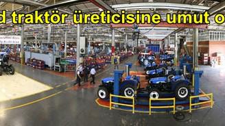 FED traktör üreticisine umut oldu