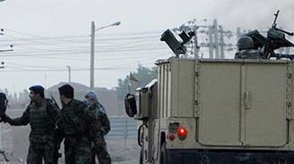 ISAF görevlisi öldürüldü