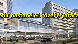 Şehir hastanelerinin kirası nasıl ödenecek?