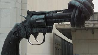 AB'den silah ambargosu