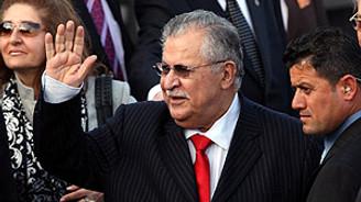Talabani TOBB'u davet etti