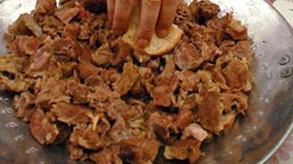 Kurban etlerini 24 saat sonra tüketin