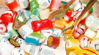 Merdiven altı bayram şekerlerine dikkat