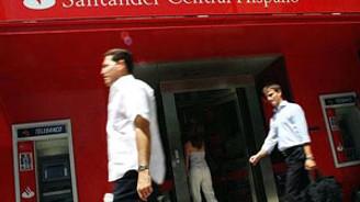 Santander'in karı yüzde 5 azaldı