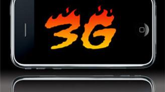 3G'de Avrupa'yı geçtik