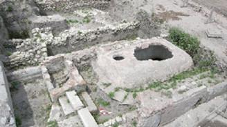 Arkeolojik kazılar başladı