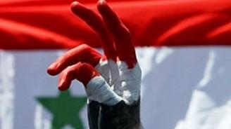 """""""Muhaliflere yapılan dış yardım savaşı uzatıyor"""""""