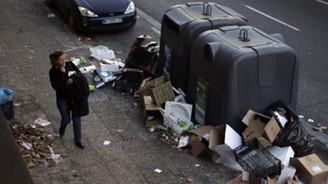 Madrid'de temizlik işçilerinin grevi sona erdi