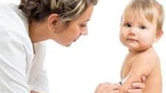 1.5 milyon çocuğa aşı yapılacak