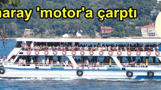 Marmaray 'motor'a çarptı  yeni hat talepleri masada