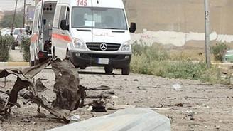 Bağdat'ta bombalı saldırıda 12 kişi öldü