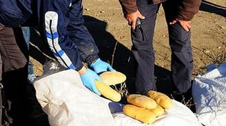 Yolcu otobüsünde 53 kilo eroin ele geçirildi