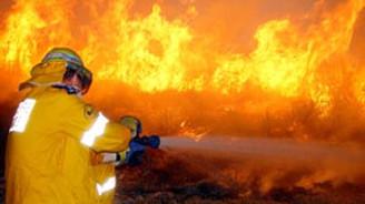 Nusaybin'de okulu yaktılar
