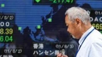 Asya borsaları yükseldi, Çin negatif ayrıştı