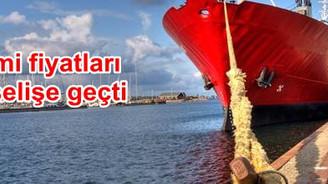 Navlun artışı destekledi gemi fiyatları yükselişe geçti