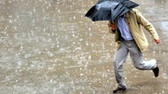 Pazar günü şiddetli yağış geliyor