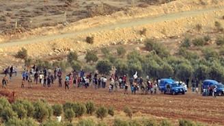 100 kadar kaçakcı sınırda engellendi