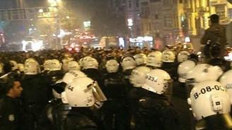 Gezi Parkı'nda anmaya müdahale