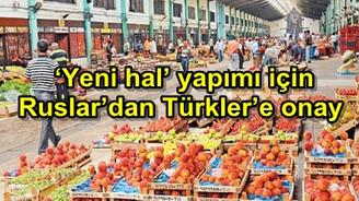 Rusya'daki hal krizini Türk işadamları çözecek