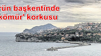 Karaelmas kenti Zonguldak'ta 'ithal kömür' korkusu