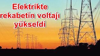 Elektrikte rekabetin 'voltajı' yükseldi!