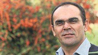 Türk muhabirin kaçırılması protesto edildi