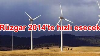 Rüzgar yeni yılda hızlı esecek!