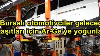 Bursalı otomotivciler geleceğin  taşıtları için Ar-Ge'ye yoğunlaştı
