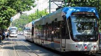 İstanbul'da tramvay kazası