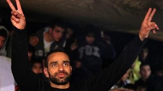 Filistinli İsavi özgürlüğüne kavuştu