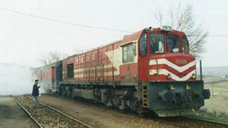 Divriği-Erzincan trenine mayınlı saldırı düzenlendi