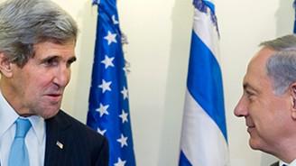 John Kerry 'çerçeve anlaşma' için Netanyahu ile görüştü