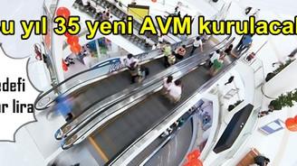 2014 yılında AVM sayısı 368'e çıkacak