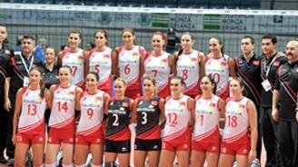 A Milli Bayan Voleybol Takımı, Dünya Şampiyonası'na katılacak