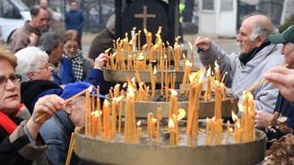 Balkanlar'da, Ortodoks Noeli hazırlıkları