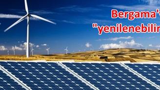 Yerli yenilenebilir enerji firmaları Bergama OSB'de kümelenecek