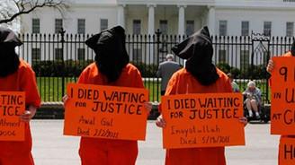 Moritanya'da Guantanamo protestosu