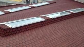 Yalıtımsız çatılar enerjinin % 30'unu tüketiyor