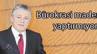 'Bürokrasi madencilik yaptırmıyor'