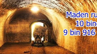 Madenciliği yasa yavaşlattı genelge durma noktasına getirdi