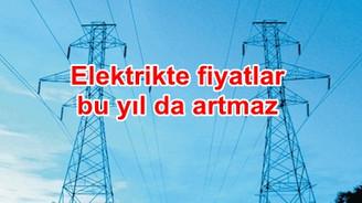 Serbest piyasadaki elektrik fiyatı artmaz