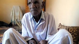 Fas'ın en yaşlı adamı 4 kral gördü
