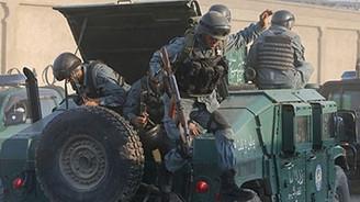 Afganistan'da ABD üssüne saldırı