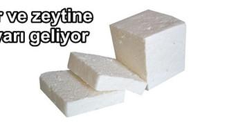 Peynir ve zeytine 'tuz ayarı' geliyor