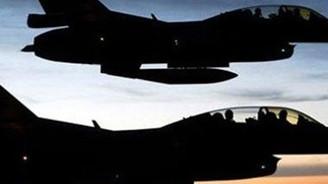Komşudan Türk uçaklarına taciz