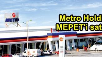 Metro Holding MEPET'i satıyor