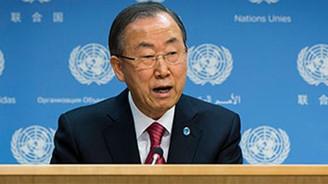 Ban Ki Moon'a 'istifa' çağrısı
